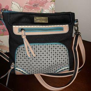 Handbags - Anna Nova crossbody